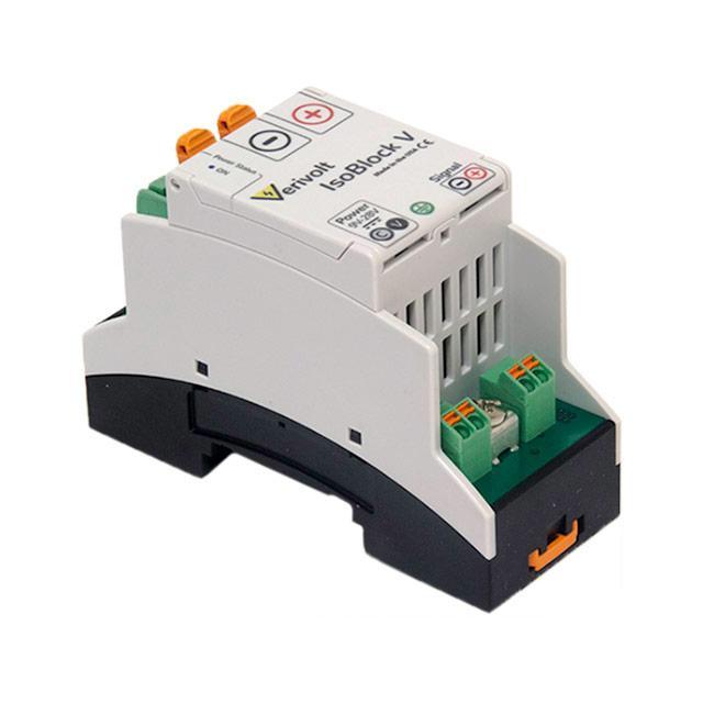 MONITOR VOLT SENS 500VIN 10V OUT - Verivolt LLC ISOBLOCK V-1C (500V 10V)