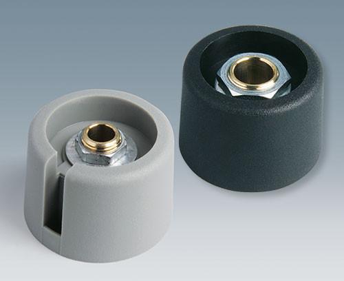 Com-Knobs - Modern Collet Knob System