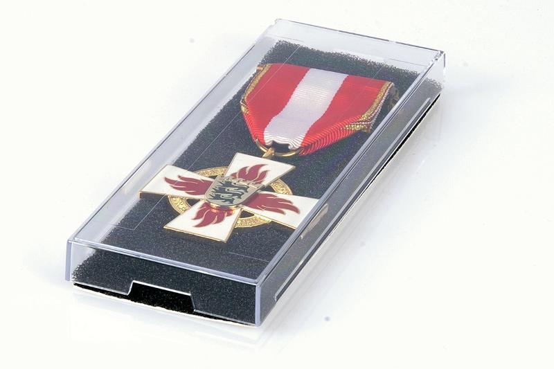 Medaillenetui - null