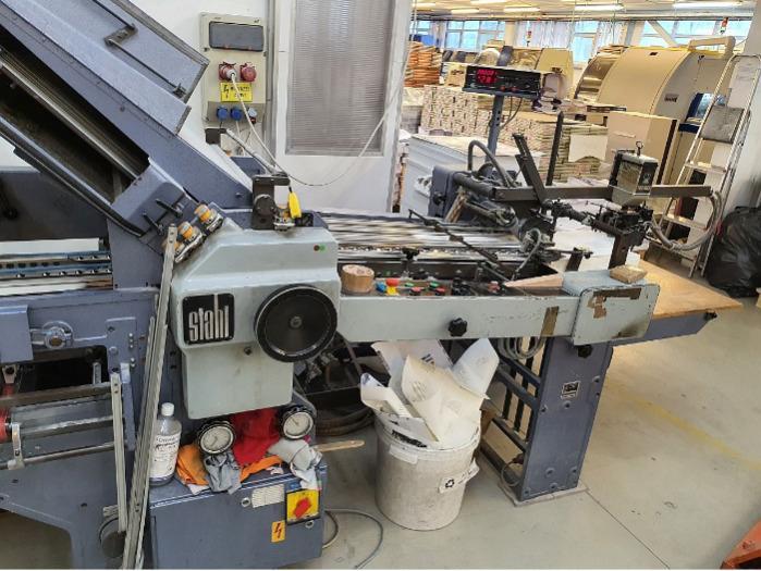 Stahl K 56/4 KTL - F - Used Machine
