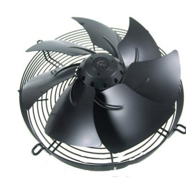 Saugventilator, D = 300 mm, EBM PAPST, 1~230V, 50Hz - Kälte Motoren & Ventilatoren