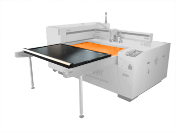 Shuttle Table System - Doubling of productivity