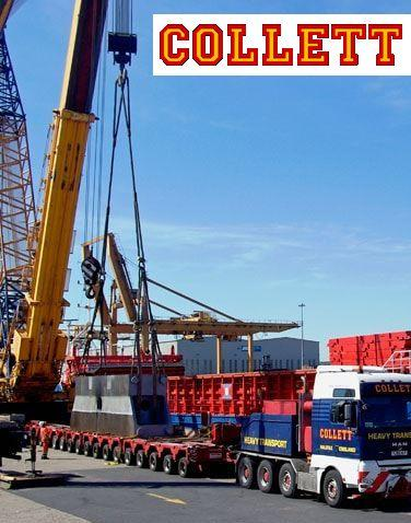 Contract lift - Crane Hire & Contract Lift