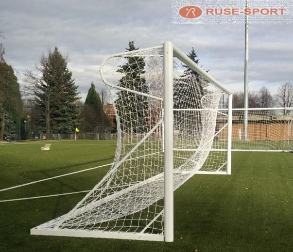 Football goal - Aluminium football goal, freestanding