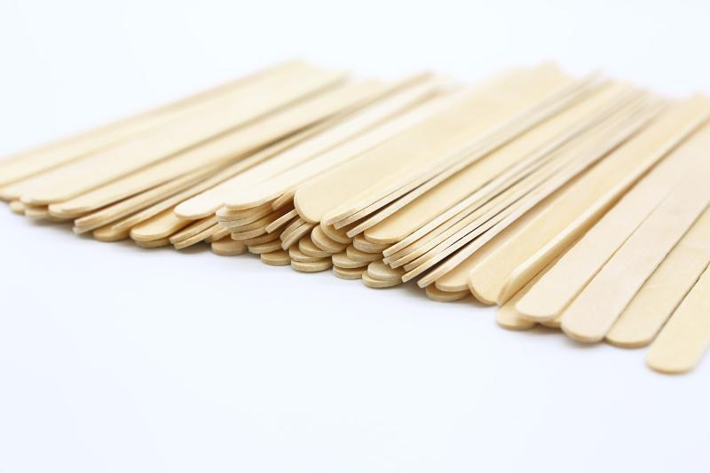 Wooden Stirrers (horeca) - null