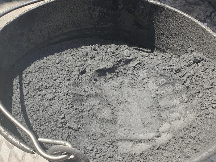 Boring graphite - Special boring graphite for boring fluids