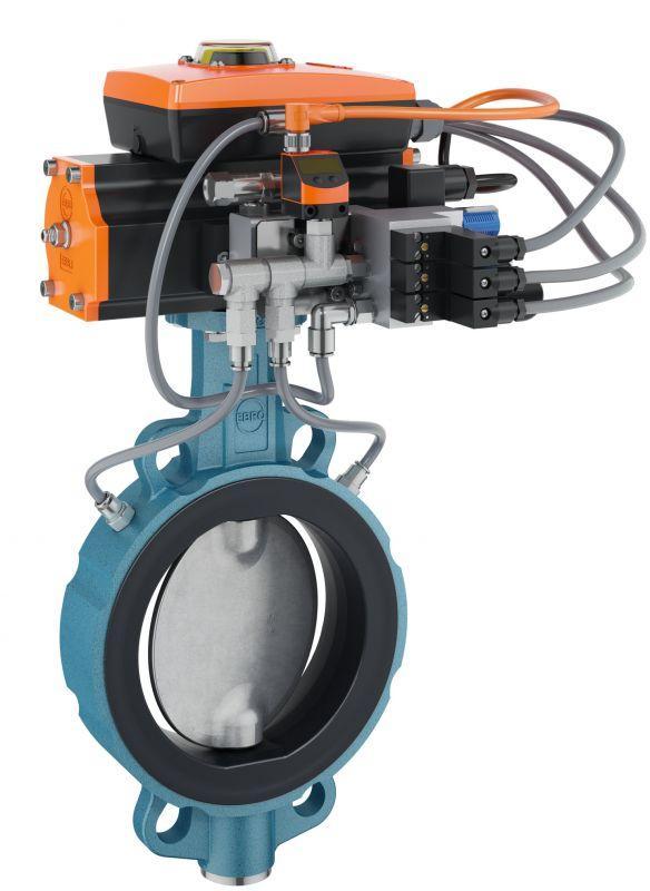INFLAS PRO - Sistema de sellado para uso con medios altamente abrasivos o sensibles.