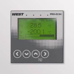 Pro EC44 Regolatore PID Grafico West Singola-Doppia Zona - null