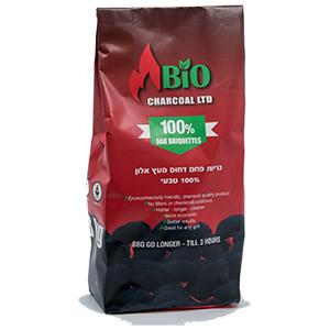 Oak Charcoal Briquettes - Bio Polus trade mark is represented by a wide variety of bio products for family