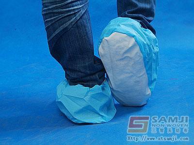 PVC Sole Shoe cover - SC-0081