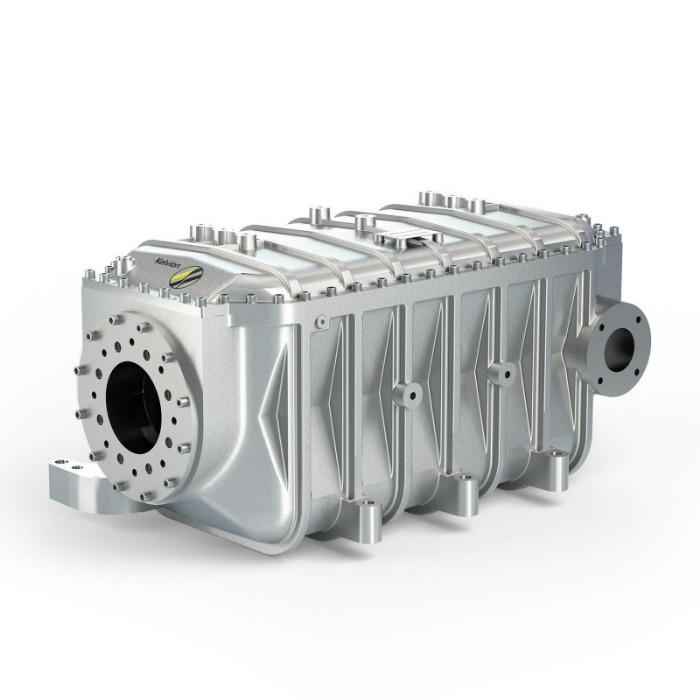 Échangeur gaz d'échappement pour moteurs industriels - Conceptions brevetées pour systèmes de recirculation de gaz d'échappement