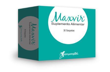 Maxvir - Suplemento Alimentar - Infertilidade Masculina