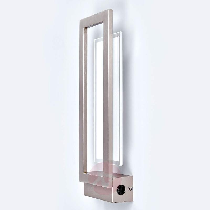One-bulb LED wall light Nele - Wall Lights