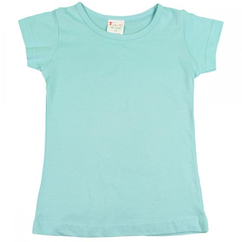 14x T-shirts manches courtes du 3 au 14 ans