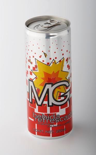 Bebida energética MG