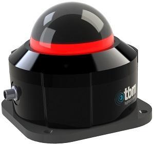 Kollisionsschutz NoColl Dome - Sicherheit durch Kommunikation zwischen Fahrzeug und Gefahrbereich