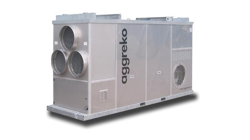 Noleggio Riscaldatori Diesel Indiretti Da 350 Kw - Noleggio Di Riscaldatore