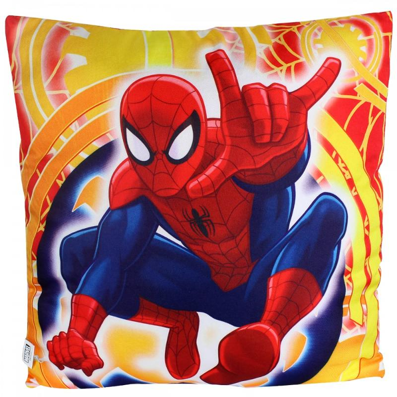 5x Coussins Spiderman 40x40 - Linge de maison