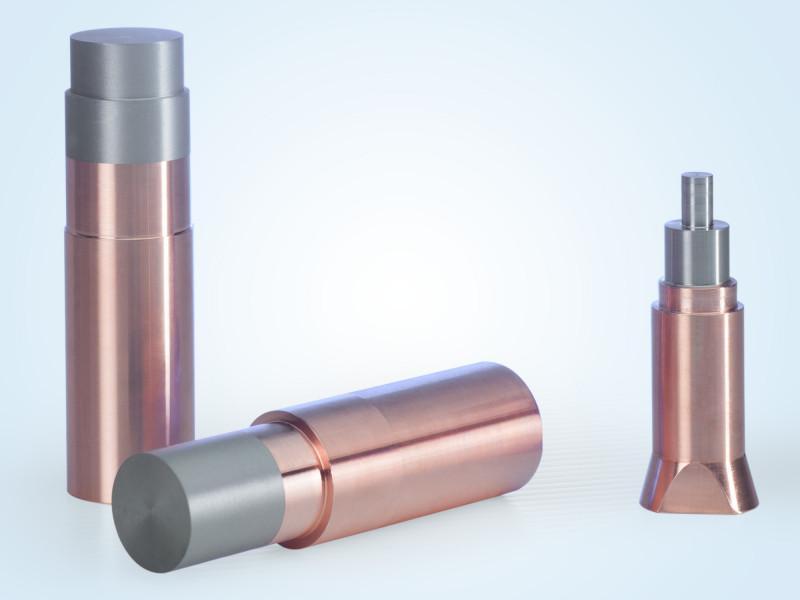 电阻焊接电极 - 由钨、钼及其合金制成的电极,用于电阻焊接