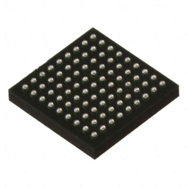 IC FPGA 62 I/O 81CSBGA - Lattice Semiconductor Corporation ICE40LP1K-CB81