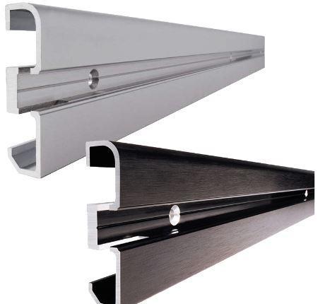 profili aluminium led pour plinthes profil led pour. Black Bedroom Furniture Sets. Home Design Ideas