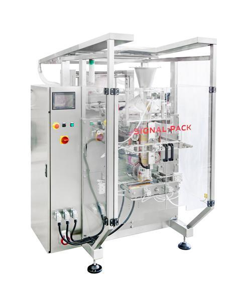 Vertical packaging machine М3MN (stainless steel design) - VERTICAL PACKAGING MACHINES