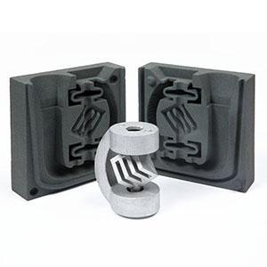 VX-TEST MOLD  - Large-format sand molds for metal casting