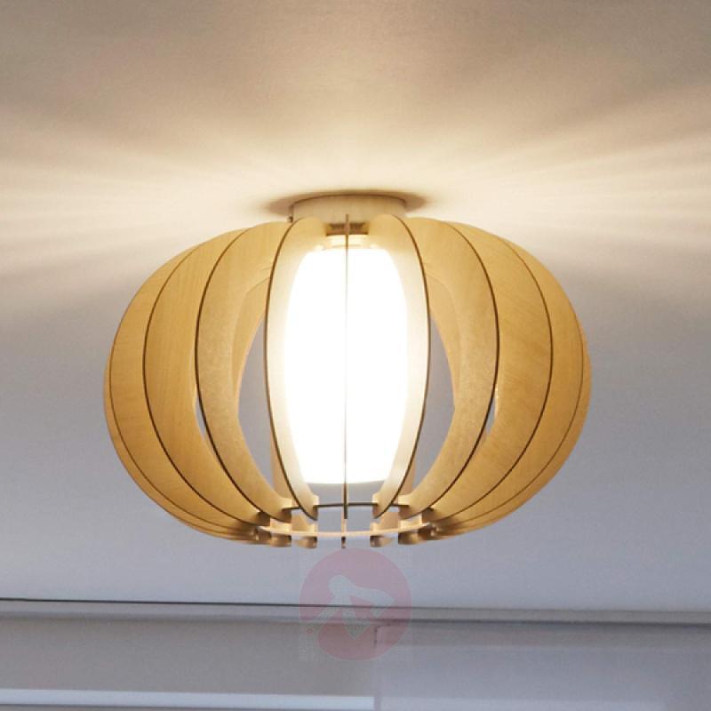 Natural-looking Stellato ceiling lamp - indoor-lighting