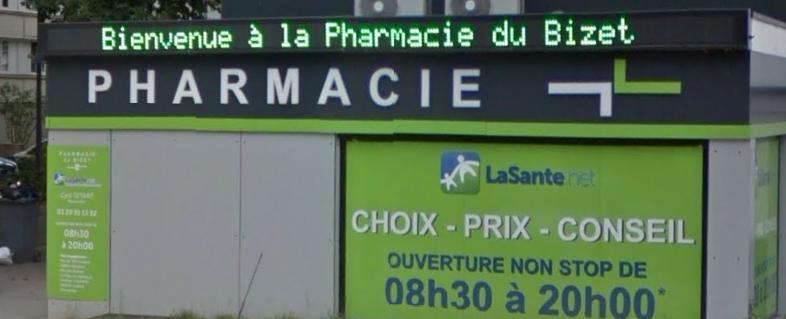 Croix led pharmacies & vétérinaire -  Afficheurs spécifiques