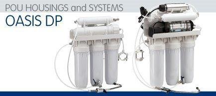 Filtres à liquides - Kit de filtres à eau OASIS