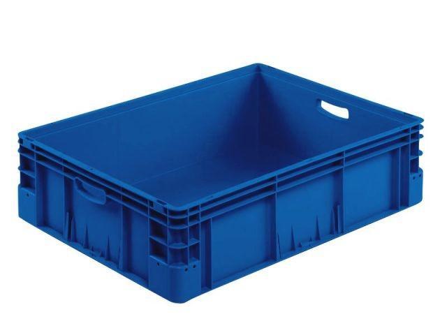 Stapelbehälter: Sil 8622 - Stapelbehälter: Sil 8622, 800 x 600 x 220 mm