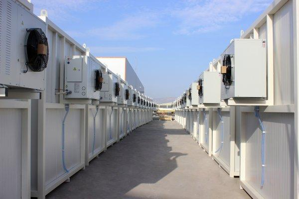 Container Type cold rooms