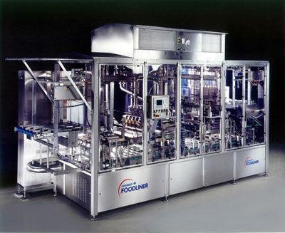 machines - afvul- en verpakkingsmachines - FOODLINER lineaire verpakkingsmachine