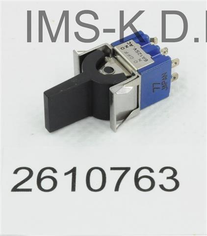 Switch 8HD2041 Wire Run/Stop-AWT Cut/Thread usw.... - S-2610763