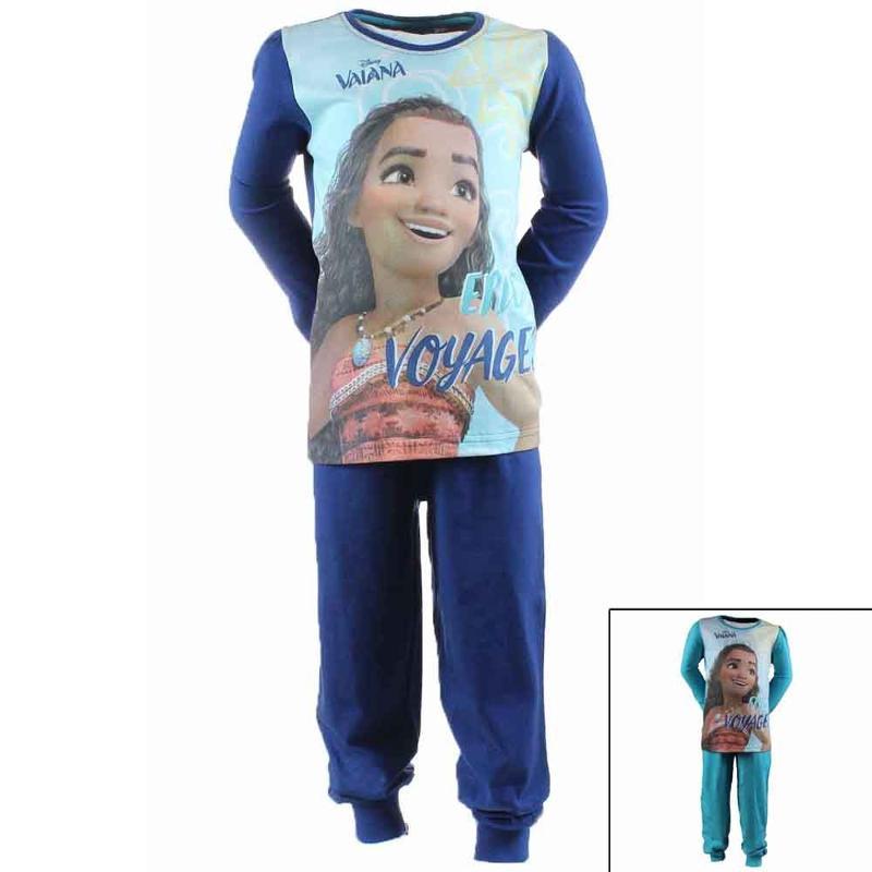 12x Pyjamas Vaiana du 2 au 8 ans - Pyjama