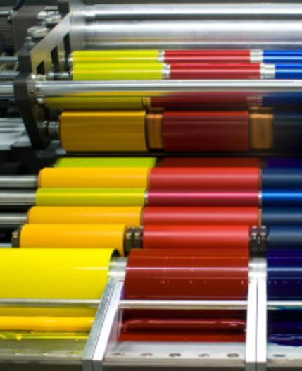 Produkte für die Druckfarbenindustrie: Polyvinylbutyral -