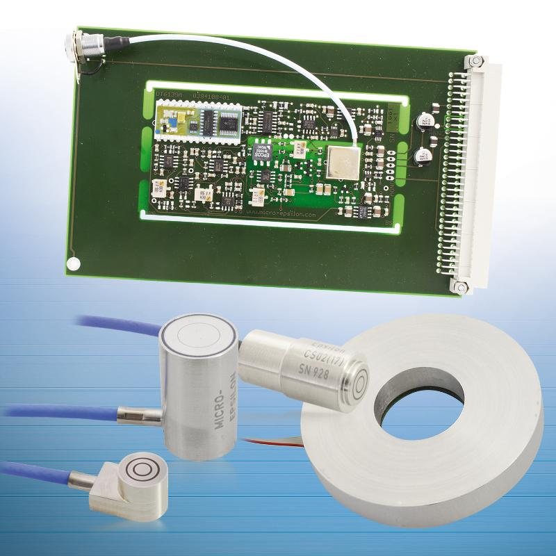 Capacitive sensors for specific applications - Specific Sensors