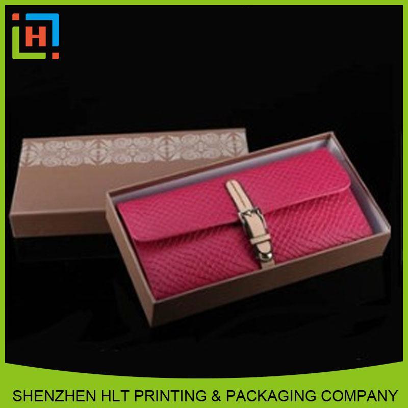 Wallet box - Cardboard box