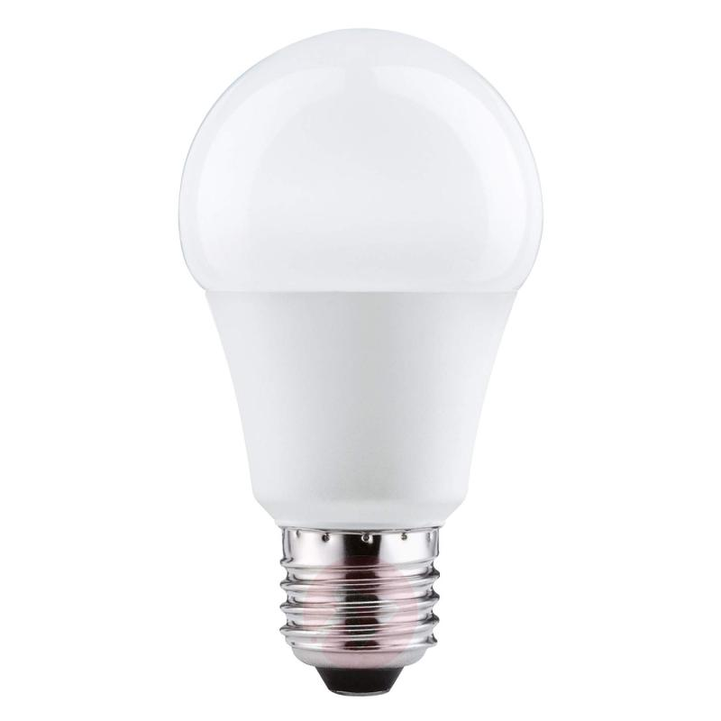 E27 7 W 865 LED light bulb, opal - light-bulbs