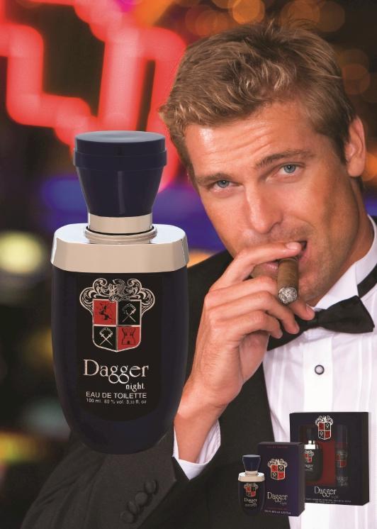 Parfums Pour lui - DAGGER NIGHT