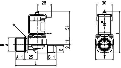 high pressure water solenoid valve high pressure regulator