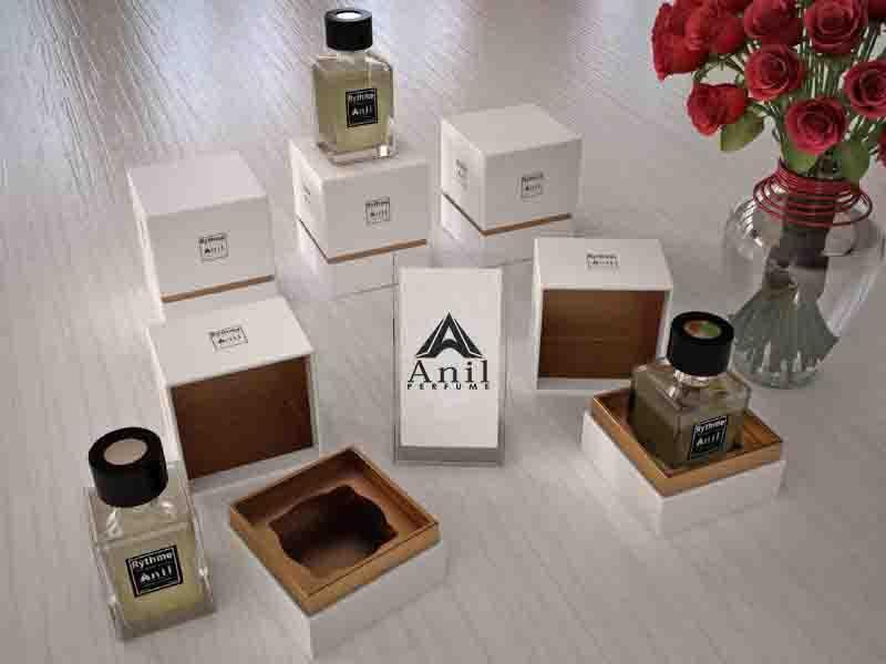 produktion parfym - på olika koncentrat