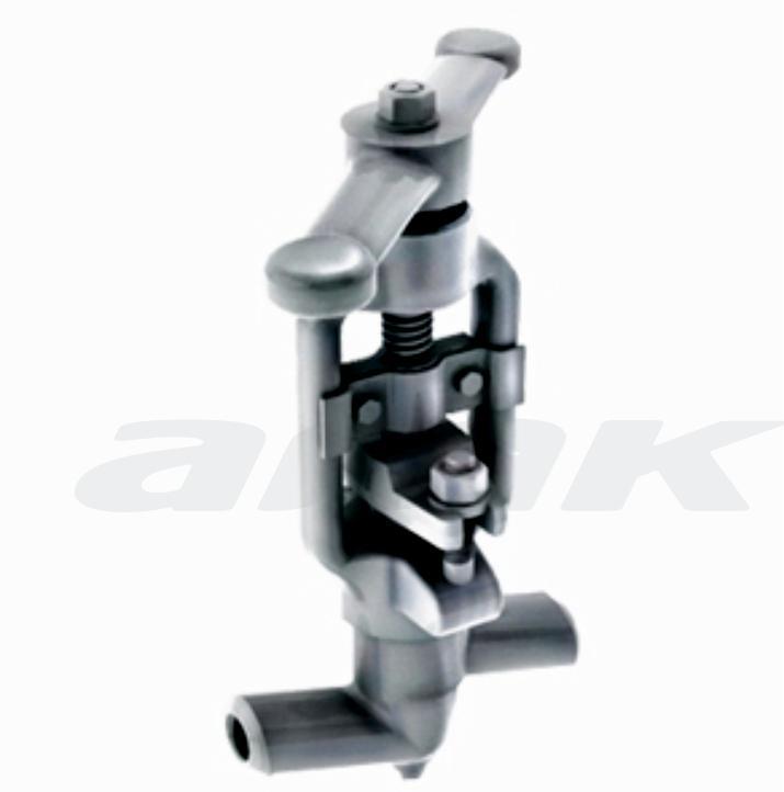 Клапан запорный - трубопроводная арматура