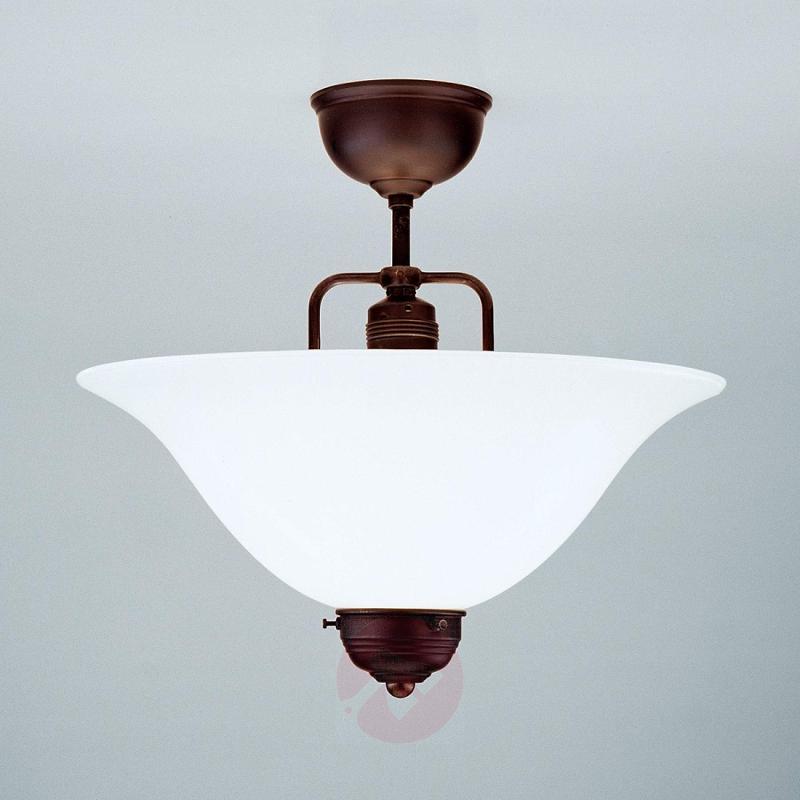 Rosa handmade ceiling light - design-hotel-lighting
