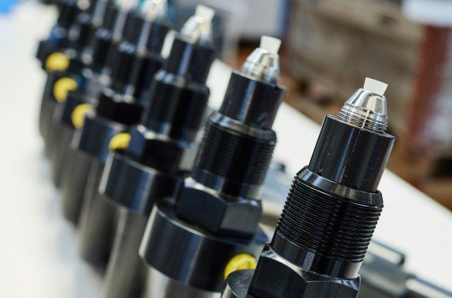 Brennstoffdruckleitungen