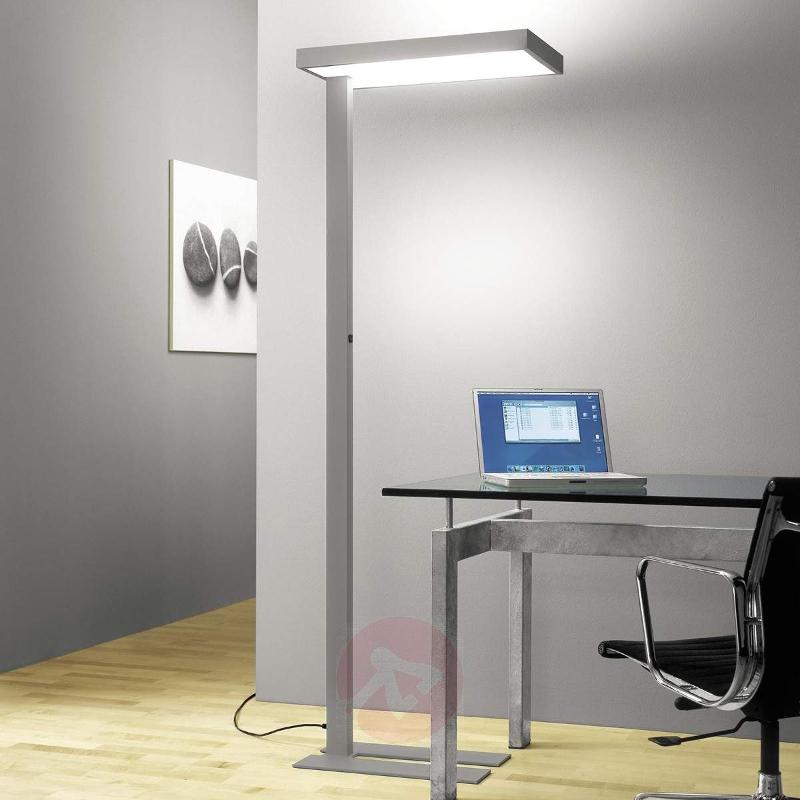Superieur Factory Office Floor Lamp, Dual Switchable   Floor Lamps And Uplighters ...