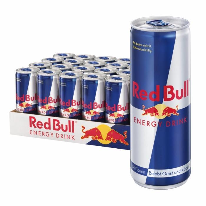 Red Bull Energy Drink -