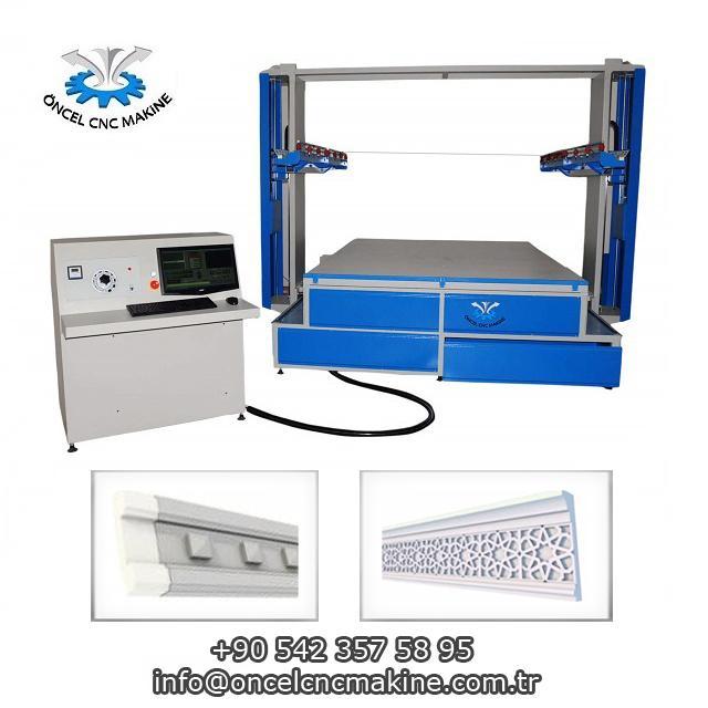 2D CNC EPS FOAM CUTTING MACHINE, Cnc eps foam cutting
