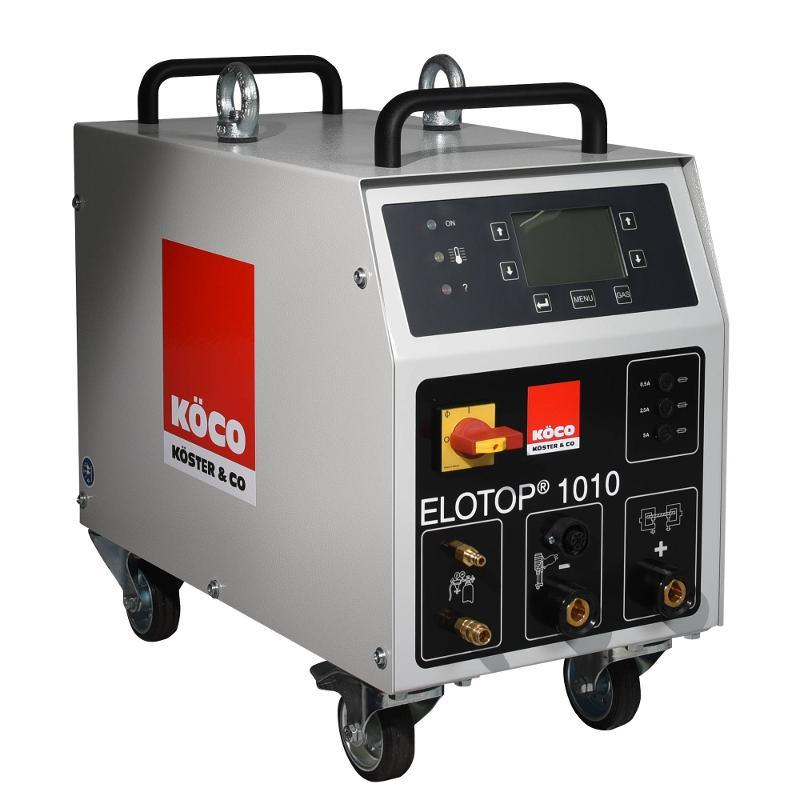 WELDING MACHINES - ELOTOP 1010