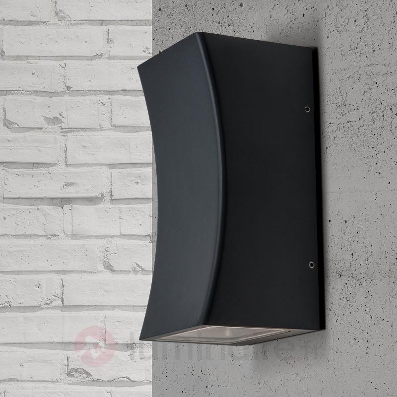 Applique LED d'extérieur Asha, anthracite - Appliques d'extérieur LED